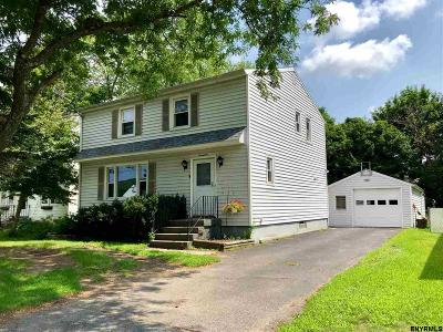 North Greenbush Single Family Home For Sale: 17 West Sand Lake Rd