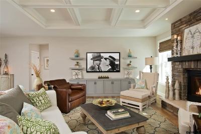 Halfmoon Single Family Home For Sale: 3 Stuart Dr
