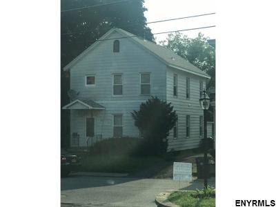 Fulton County, Hamilton County, Montgomery County, Saratoga County, Warren County Single Family Home New: 28 Grove St