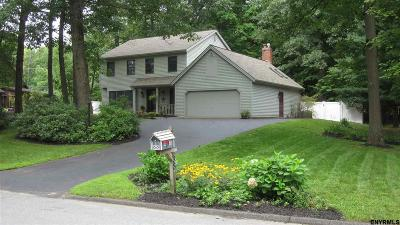 Clifton Park Single Family Home For Sale: 38 Berkshire Dr West
