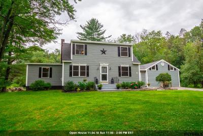 Niskayuna Single Family Home For Sale: 639 Pearse Rd