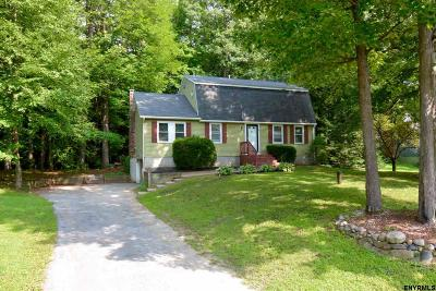 Fulton County, Hamilton County, Montgomery County, Saratoga County, Warren County Single Family Home New: 9 Hemlock Dr