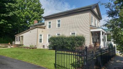 Fulton County, Hamilton County, Montgomery County, Saratoga County, Warren County Single Family Home New: 115 Walnut St