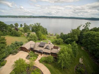 Saratoga County Single Family Home For Sale: 39 Manning Cove Rd