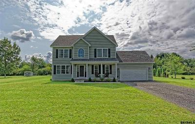 Valatie Single Family Home For Sale: 662 County Rt 28