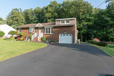 Colonie Single Family Home For Sale: 13 Chesebro Dr