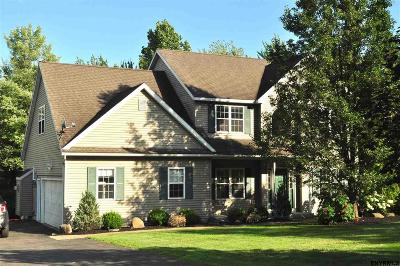 Niskayuna Single Family Home For Sale: 860 Beech Dr