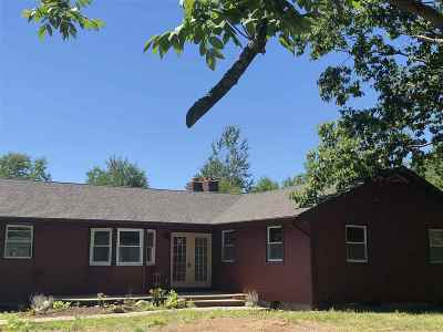 Greenfield, Corinth, Corinth Tov Single Family Home For Sale: 99 Wilsey Rd