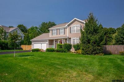 Ballston Spa, Round Lake Single Family Home For Sale: 27 Sherman Way