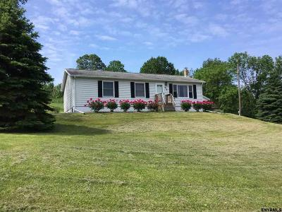 Rensselaer Single Family Home For Sale: 835 County Route 403
