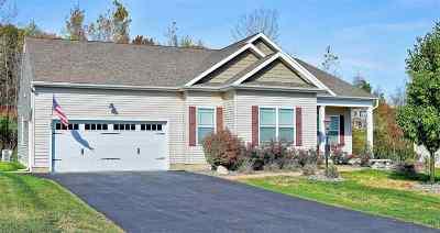 Saratoga County Single Family Home For Sale: 46 Morgan Ct