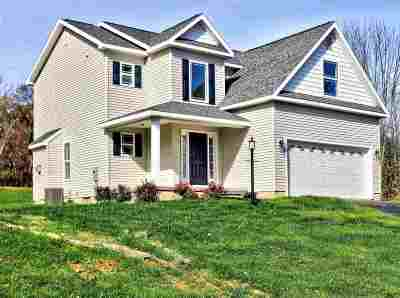Mechanicville, Stillwater Single Family Home For Sale: 55 Morgan Ct