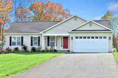 Saratoga County, Warren County Single Family Home For Sale: 44 Morgan Ct
