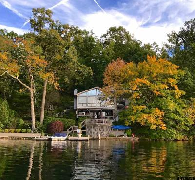 Albany County, Saratoga County, Schenectady County, Warren County, Washington County Single Family Home For Sale: 61 Fitzgerald Rd