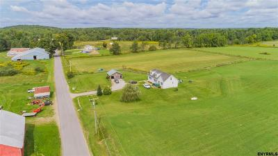 Ephratah Single Family Home For Sale: 424 Fical Corners East Rd