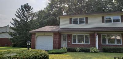 Clifton Park Rental For Rent: 37a Greensboro Blvd