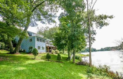 Copake Single Family Home For Sale: 1170 Lakeview Rd