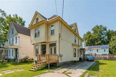 Johnstown Single Family Home For Sale: 127 1/2 N Perry St