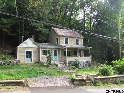 Lake George, Bolton Single Family Home For Sale: 761 Diamond Point Rd
