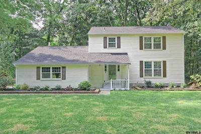 Clifton Park Single Family Home For Sale: 6 Berkshire Dr