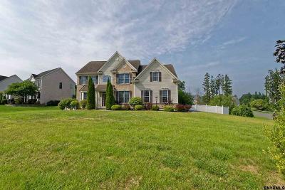 Halfmoon Single Family Home For Sale: 1 Fairview La