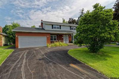 Menands Single Family Home For Sale: 43 Menand Rd
