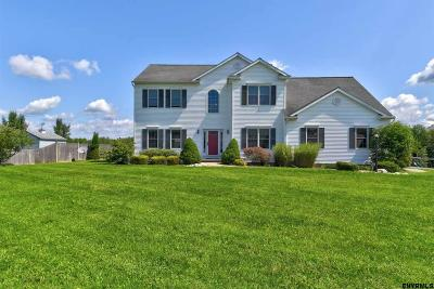 Rensselaer County Single Family Home For Sale: 4 Beverly Dr