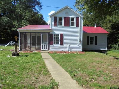 Greenfield, Corinth, Corinth Tov Single Family Home For Sale: 35 Mill Rd
