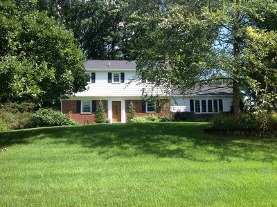 Saratoga County Single Family Home For Sale: 17 Terrace Ct
