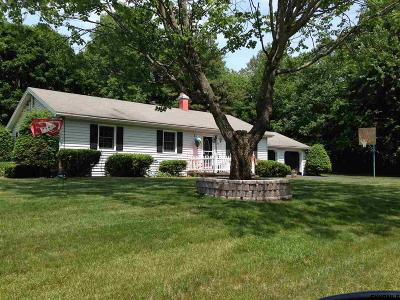 Queensbury, Fort Ann Single Family Home For Sale: 44 Arbutus Dr