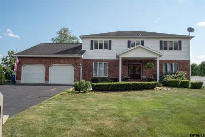 Guilderland Single Family Home For Sale: 3071 New Williamsburg Dr