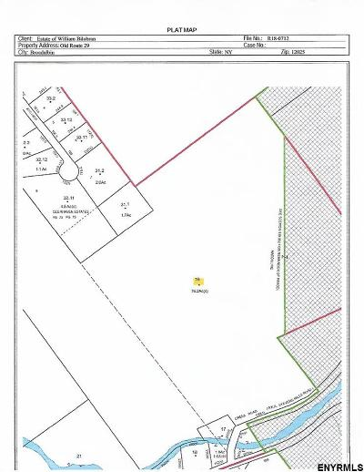 Broadalbin Residential Lots & Land For Sale: Old Route 29