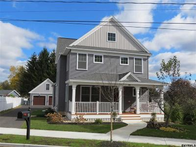Saratoga County Single Family Home For Sale: 73 Waterview Dr