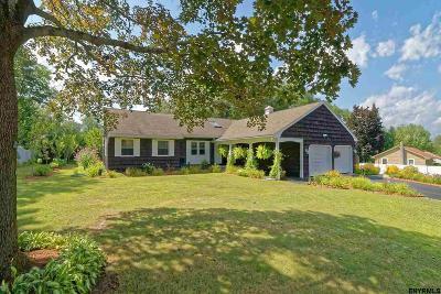 Greenfield, Corinth, Corinth Tov Single Family Home For Sale: 106 Lemont Av
