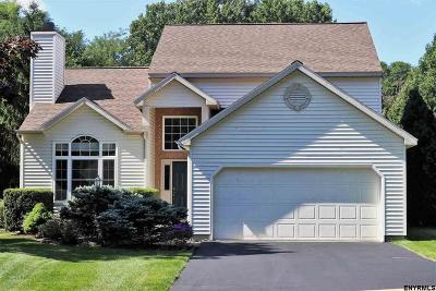 Saratoga Springs Single Family Home For Sale: 2 Cassidy Dr
