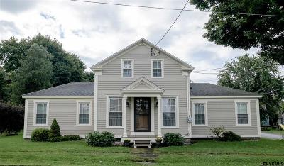 Duanesburg Single Family Home For Sale: 107 Maple Av
