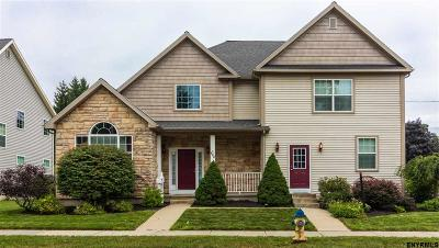 Saratoga Springs Single Family Home For Sale: 155 Ash St