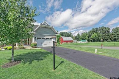 East Greenbush Single Family Home For Sale: 29 Guiliana Circle