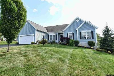 Colonie Single Family Home For Sale: 63 Mary Hadge Dr
