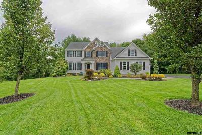 Clifton Park Single Family Home For Sale: 23 Hidden Crest Ct