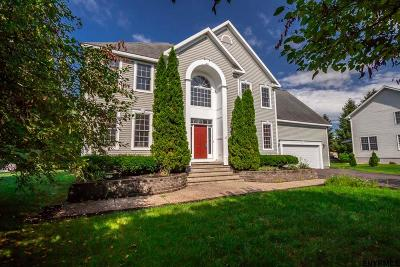 Clifton Park Single Family Home For Sale: 8 Cheviot Ct