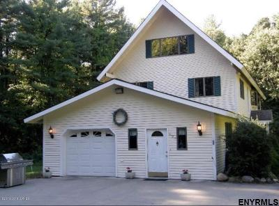 Queensbury, Fort Ann Single Family Home For Sale: 697 Ridge Rd