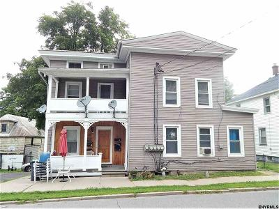 Canajoharie Multi Family Home For Sale: 93 Montgomery St