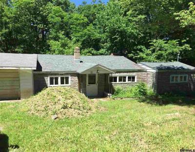 Glenville Single Family Home For Sale: 353 Bolt Rd