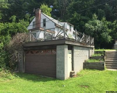 Albany County, Columbia County, Greene County, Fulton County, Montgomery County, Rensselaer County, Saratoga County, Schenectady County, Schoharie County, Warren County, Washington County Single Family Home Price Change: 32 Lake Shore Cir Dr