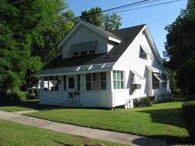 Johnstown Single Family Home For Sale: 137 Hall Av