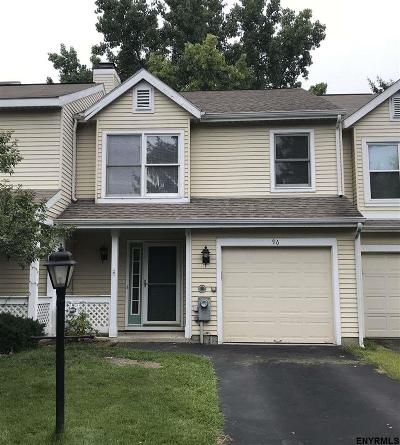 Saratoga County Single Family Home For Sale: 96 Stoney Creek Dr