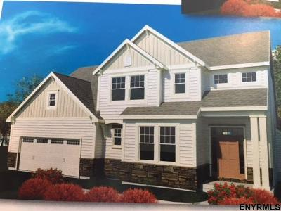 Saratoga County, Warren County Single Family Home For Sale: 34 Village Circle South