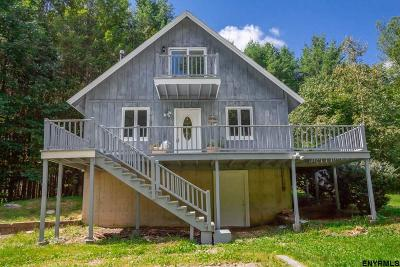 Greenfield, Corinth, Corinth Tov Single Family Home For Sale: 464 County Route 10