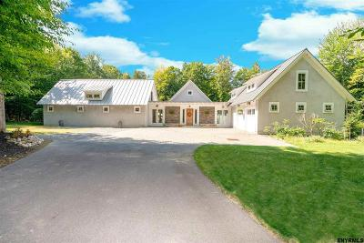 Saratoga Springs NY Single Family Home For Sale: $1,445,000